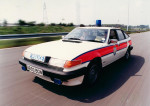 Day 77 - West Midlands Police - Traffic Car c.1985