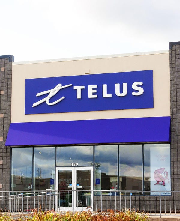 A history of telus and rogers company in canada