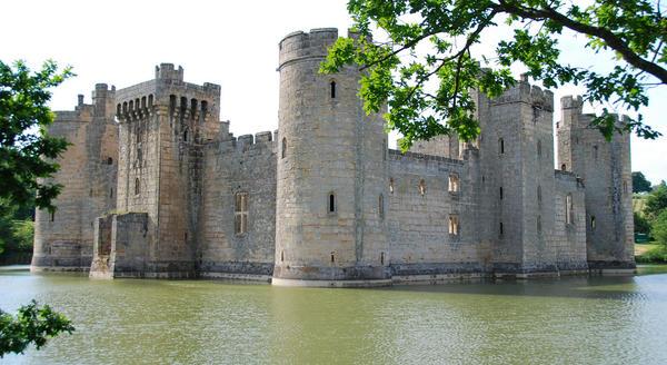 Bodiam (A Very Special) Castle!