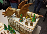 Gingerbread Dragon
